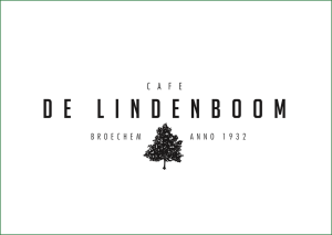 De Lindenboom